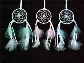 #12503 3in baby dreamcatcher