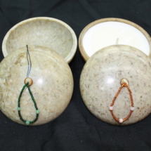 4 inch Smudge Pots Undecorated