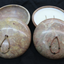 5 inch Smudge Pots Undecorated